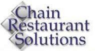 Chain Restaurant Solutions Logo